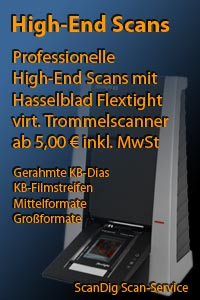 High-End Scan-Service