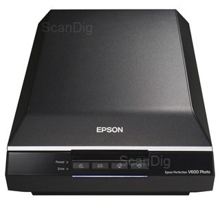 Der Epson Perfection V600 Photo